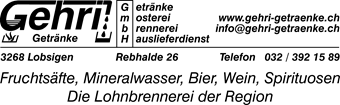Gehri Getränke GmbH